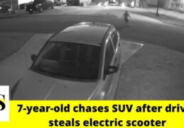 7-year-old boy chases SUV after driver steals electric scooter in Polk County 9