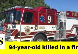 94-year-old woman killed in a fire in Davenport 6