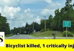 A bicyclist killed and 1 critically injured in a crash in Highland 2
