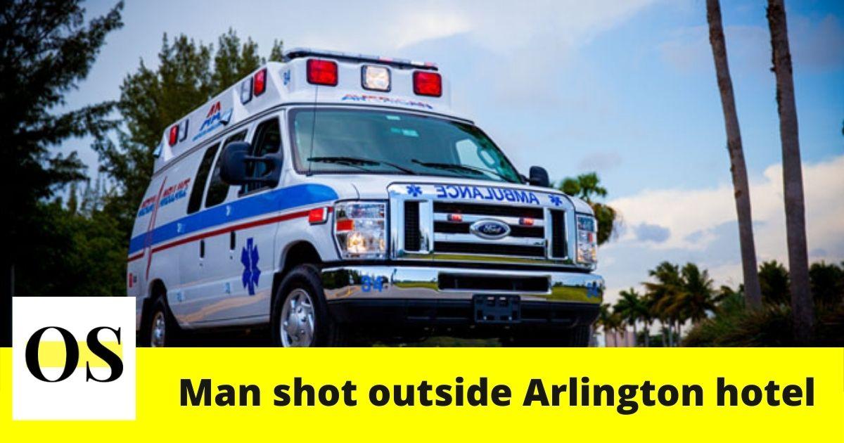 Man shot outside Arlington hotel, say Jacksonville police 3