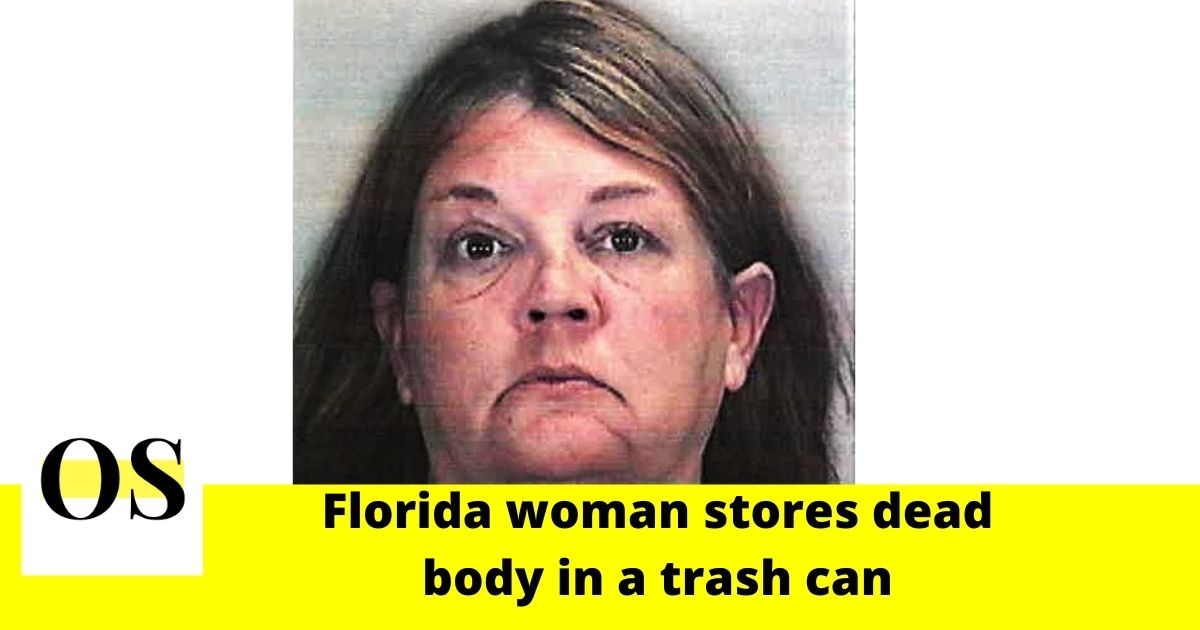 48-year-old woman hid dead body in trash can in Bradenton to collect Social Security benefits 1