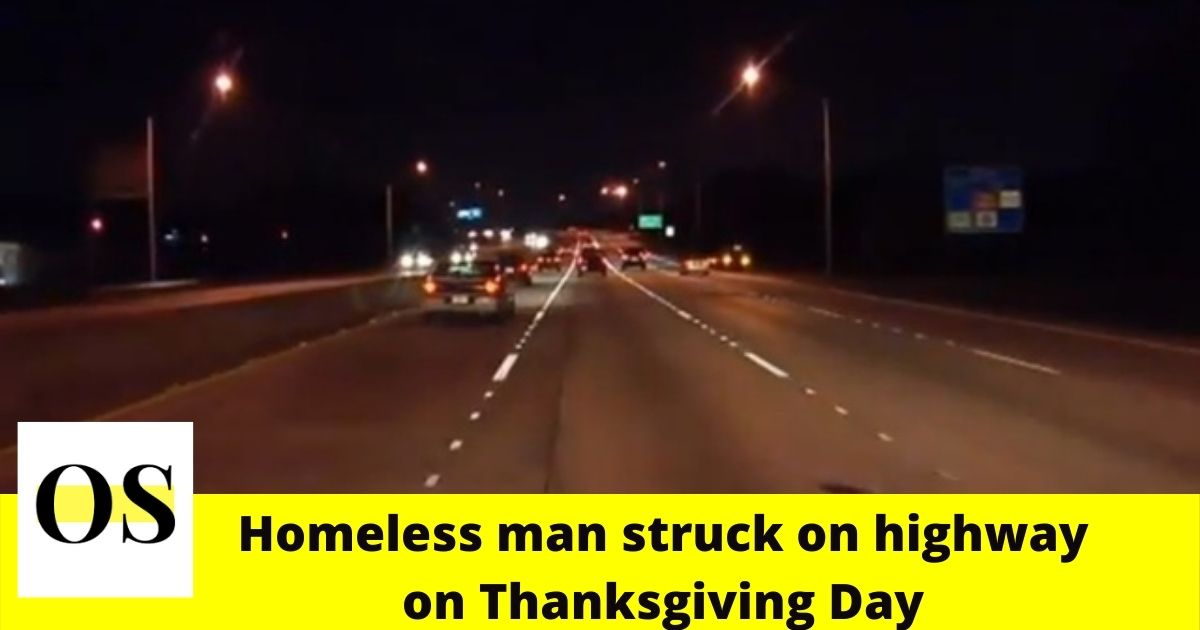 52-year-old homeless man struck and killed while lying on travel lane on Thanksgiving Day 3