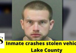Inmate attacked a corrections officer and crashes stolen vehicle in Lake County 4