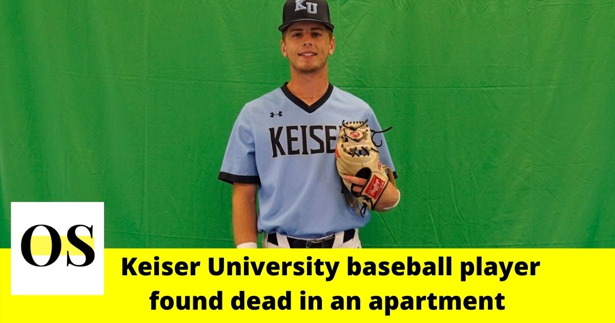 21-year-old college baseball player found dead in an apartment in West Palm Beach 2
