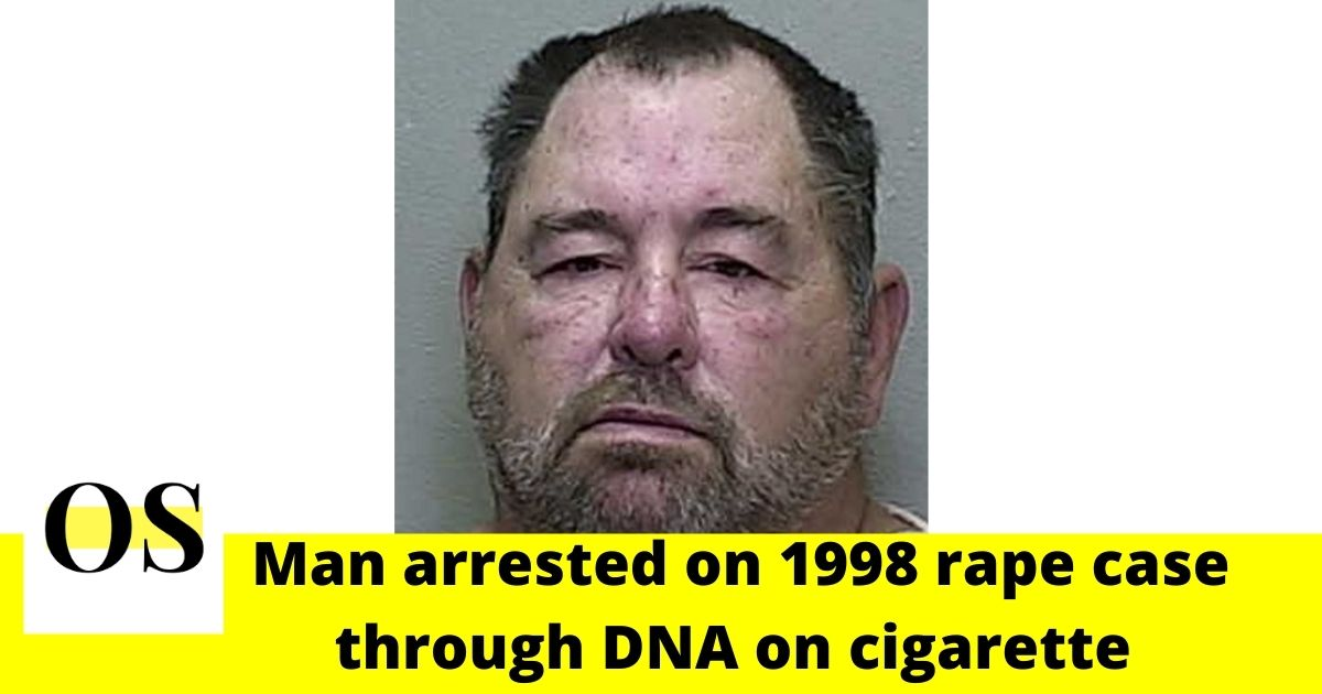 "60-year-old man arrested for ""1998 Tampa rape case"" through DNA on cigarette 2"