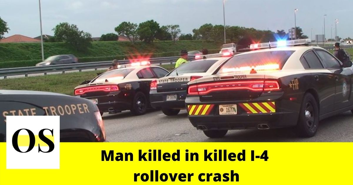 Man ejected from vehicle, run over and killed in Kissimmee 2