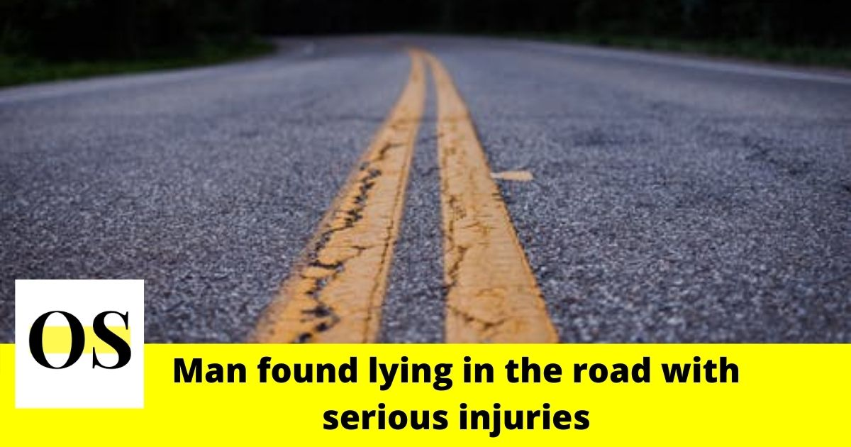 Man found lying in the road with serious injuries in Clearwater 1