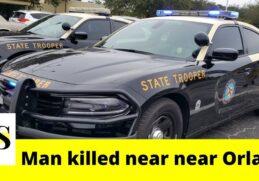 Man struck and killed near Orlando 9