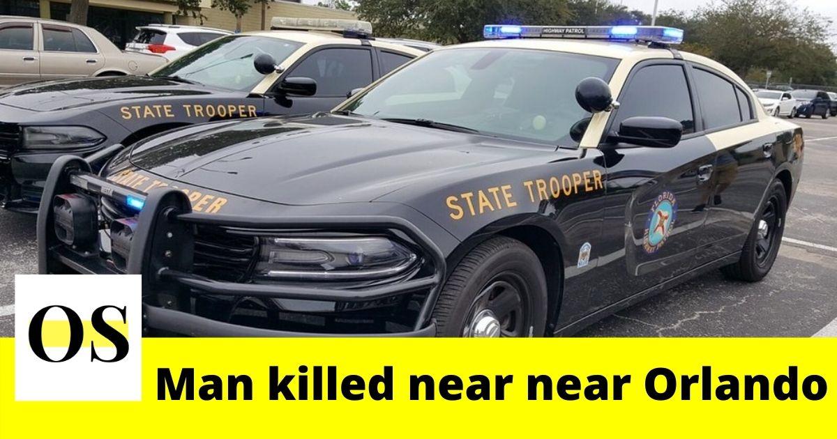 Man struck and killed near Orlando