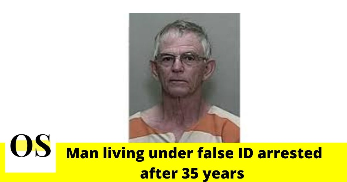 72-year-old man living under false ID arrested in Florida after 35 years 2