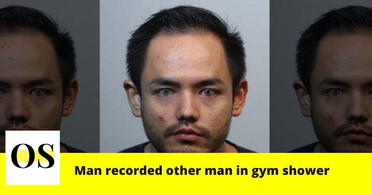 other man in gym shower in Winter Park