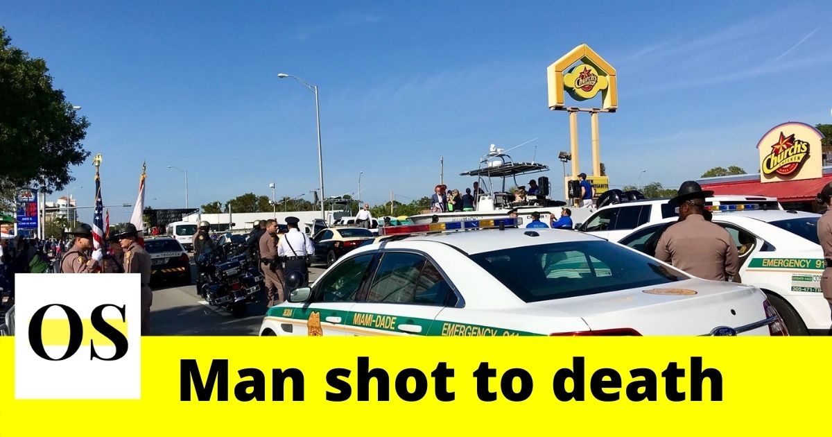 1 dead, 3 injured in a shooting in Miami 3
