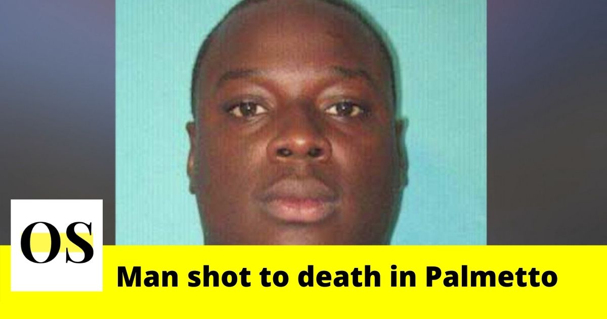 32-year-old man shot to death in Palmetto 1