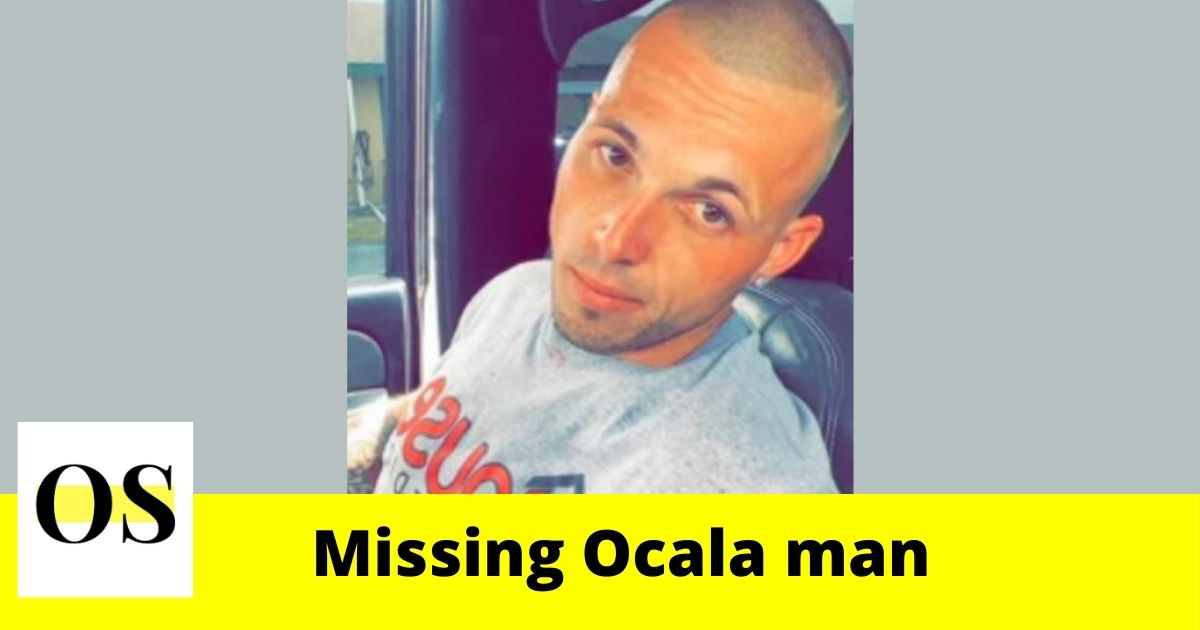 Marion County deputies searching for a