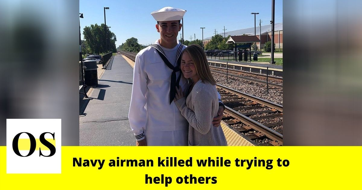 21-year-old Navy airman killed while trying