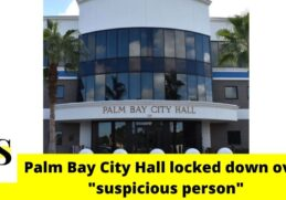 "Palm Bay City Hall locked down over ""suspicious person"" 3"