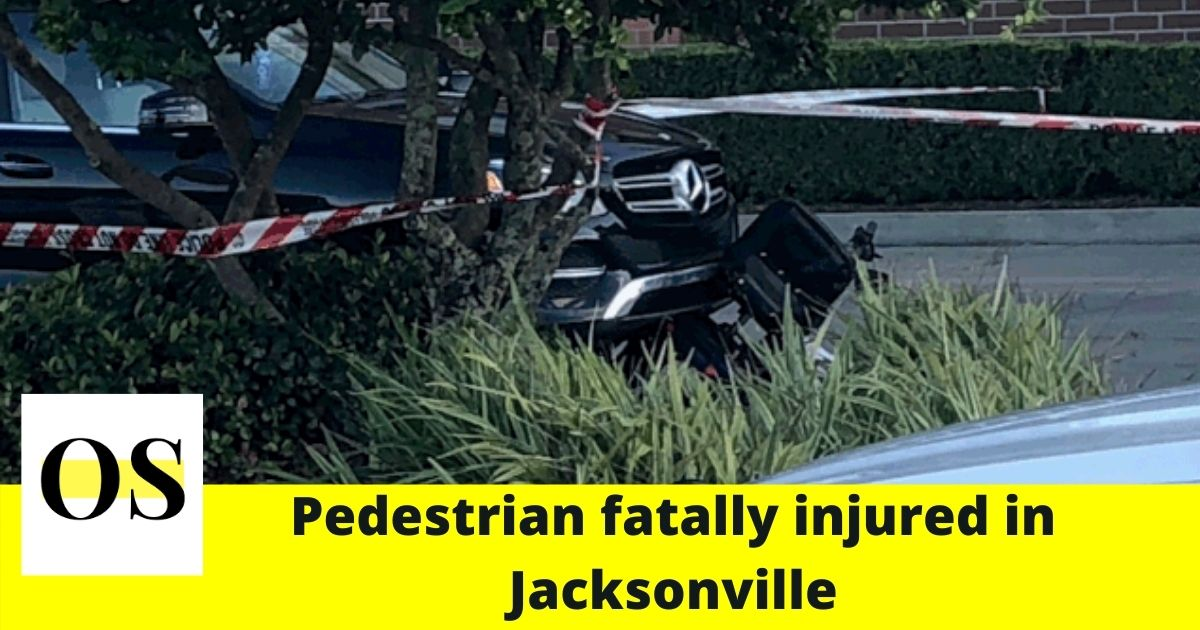 Pedestrian hit by a car and fatally injured in Jacksonville 2