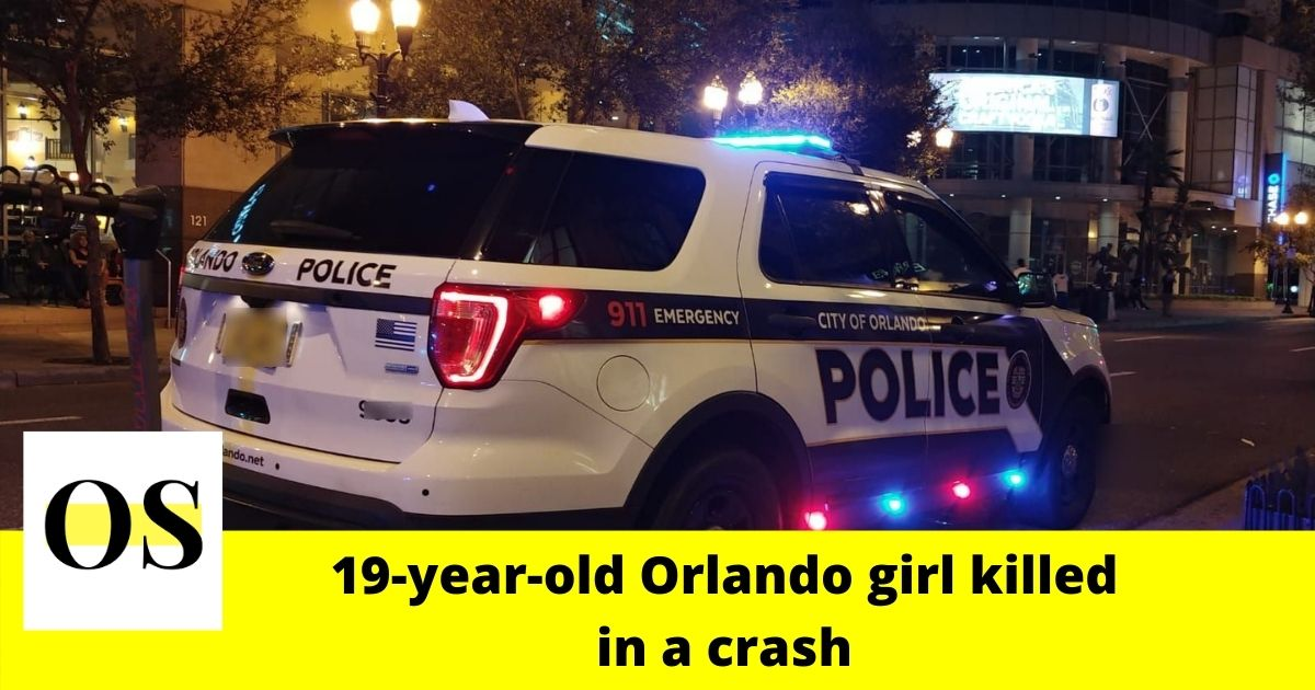 19-year-old girl killed in a fatal crash in Orlando 3
