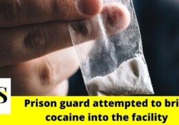 26-year-old prison guard attempted to bring cocaine into Miami-Dade facility 2