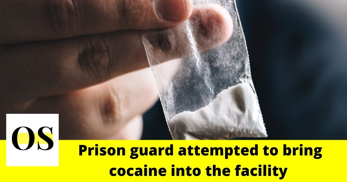 26-year-old prison guard attempted to bring cocaine into Miami-Dade facility 1