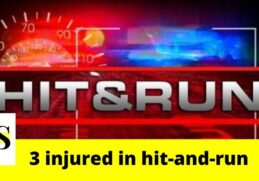 2, 7 and 17-year-old injured in a hit-and-run in Fort Myers 1
