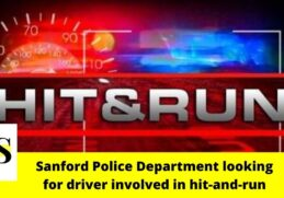 Police looking for the driver involved in hit-and-run in Sanford 3