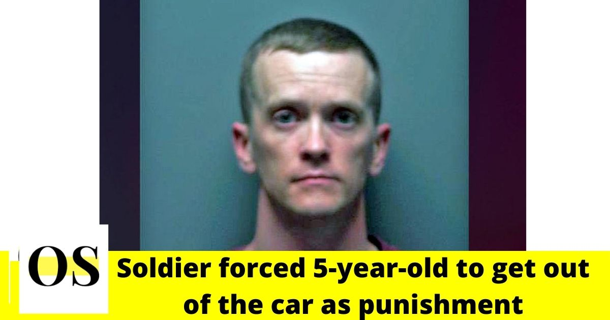 5-year-old struck and killed after a soldier ordered him to get out of car as a punishment 1