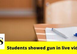 14-year-old students showed gun in social media video in St. Petersburg 5