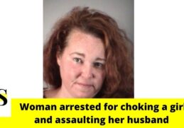 35-year-old woman arrested for choking girl and assaulting her husband in Clermont 3