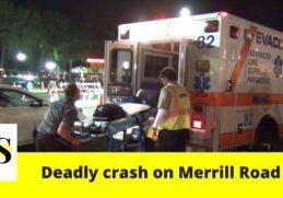Man killed in a crash on Merrill Road, Jacksonville 11