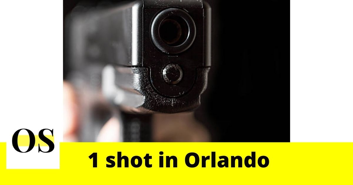 24-year-old man shot in Orlando 1