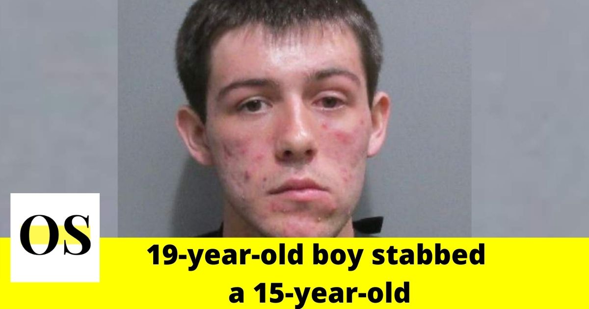 19-year-old boy stabbed a 15-year-old in Bunnell 1