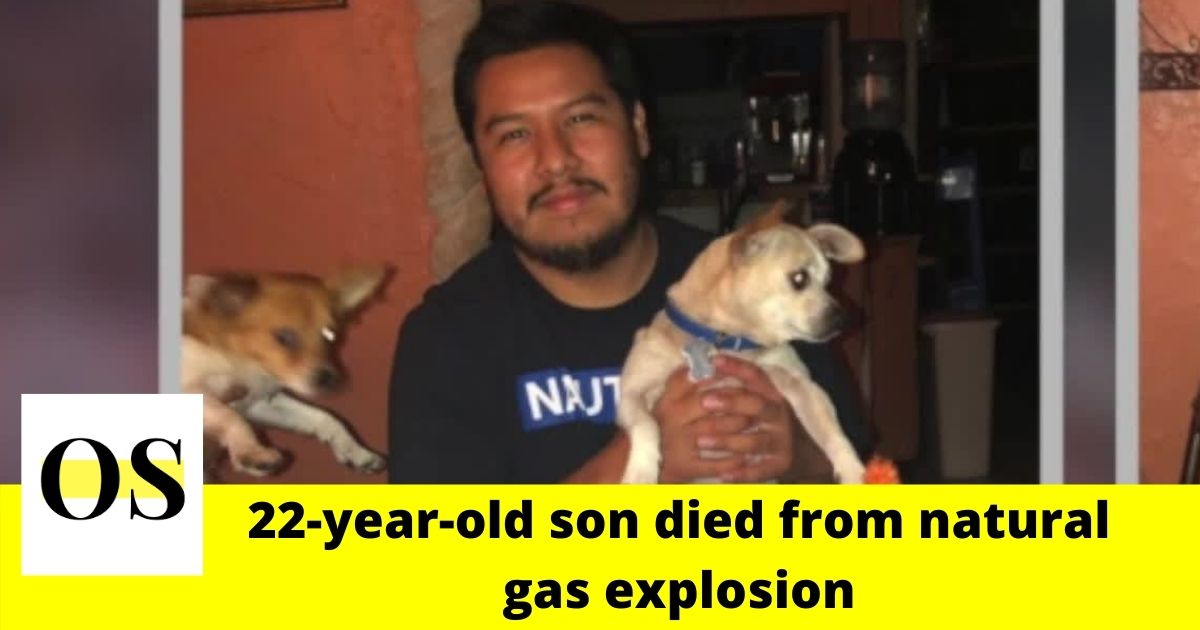 22-year-old son died from natural gas explosion in Bradenton 3