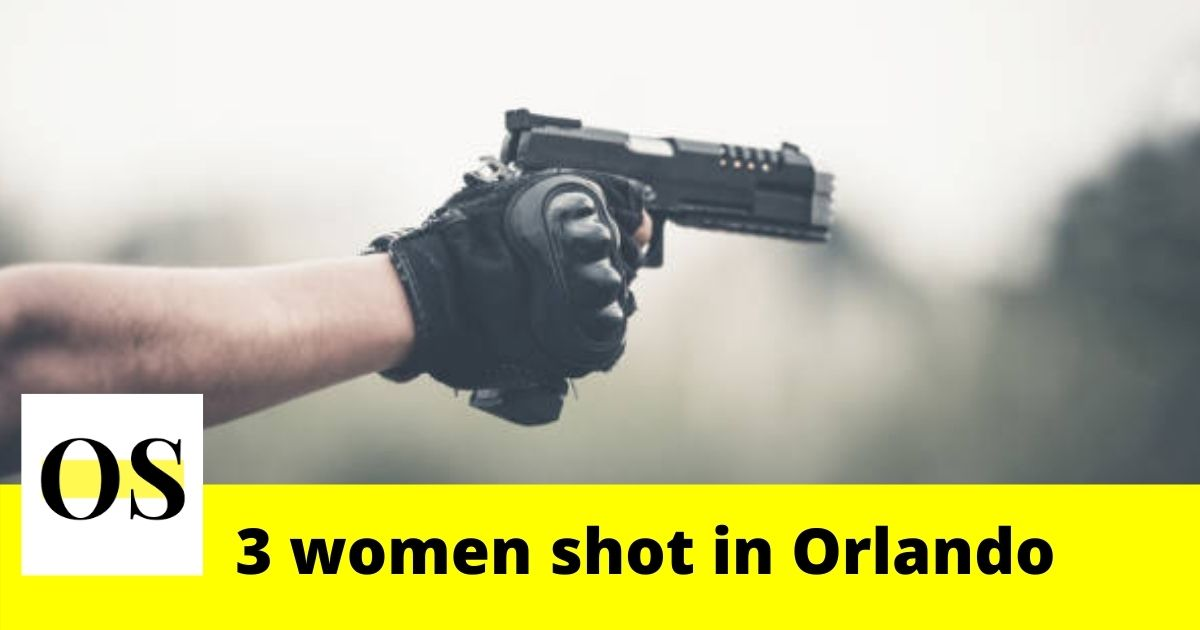43-year-old man shot 3 women in a domestic incident in Orlando 5