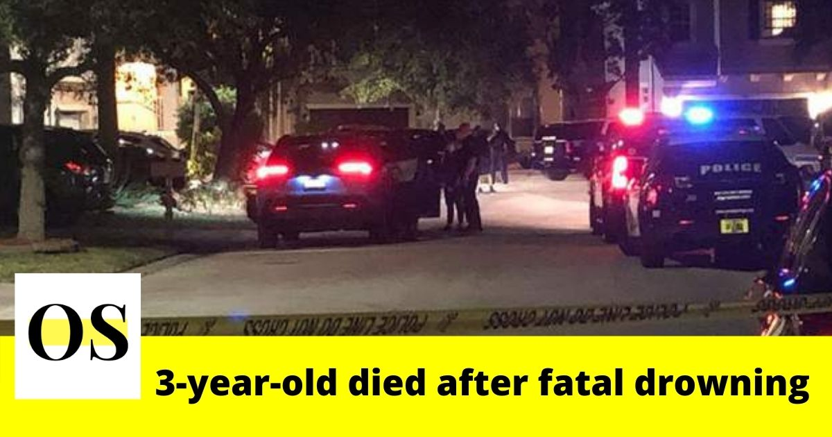 3-year-old boy died after fatal drowning in Coral Springs 1