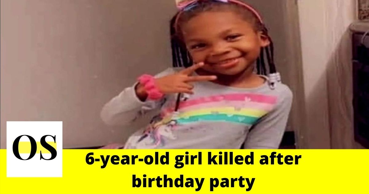 6-year-old girl shot to death after a birthday party in Miami 8