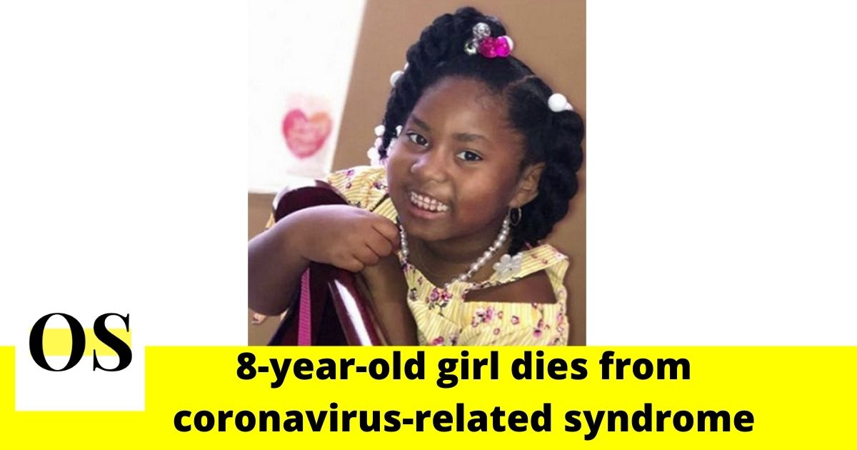 8-year-old girl dies from coronavirus-related syndrome in Jacksonville 1