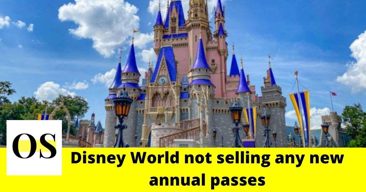 Disney World not selling any new annual passes 7
