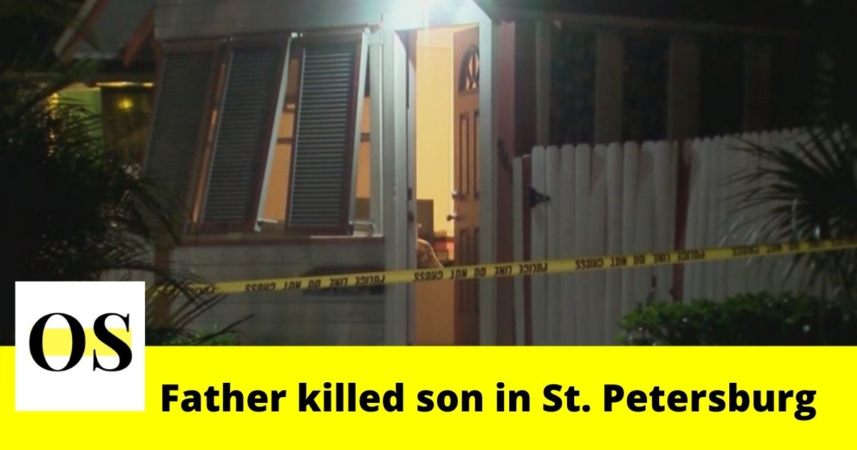 30-year-old son shot to death by father in St. Petersburg 9