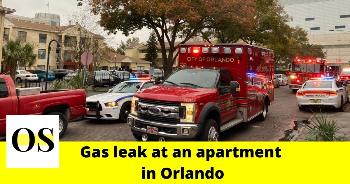 1 dead after gas leak at an apartment in Orlando 6