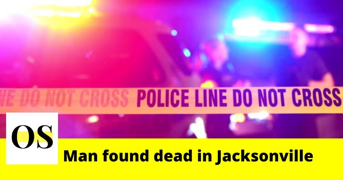 Man found dead in Jacksonville 1