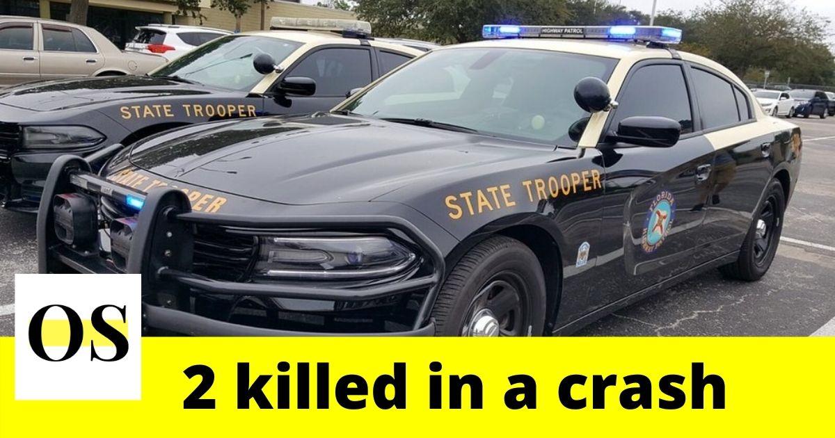 2 killed in a crash on I-75
