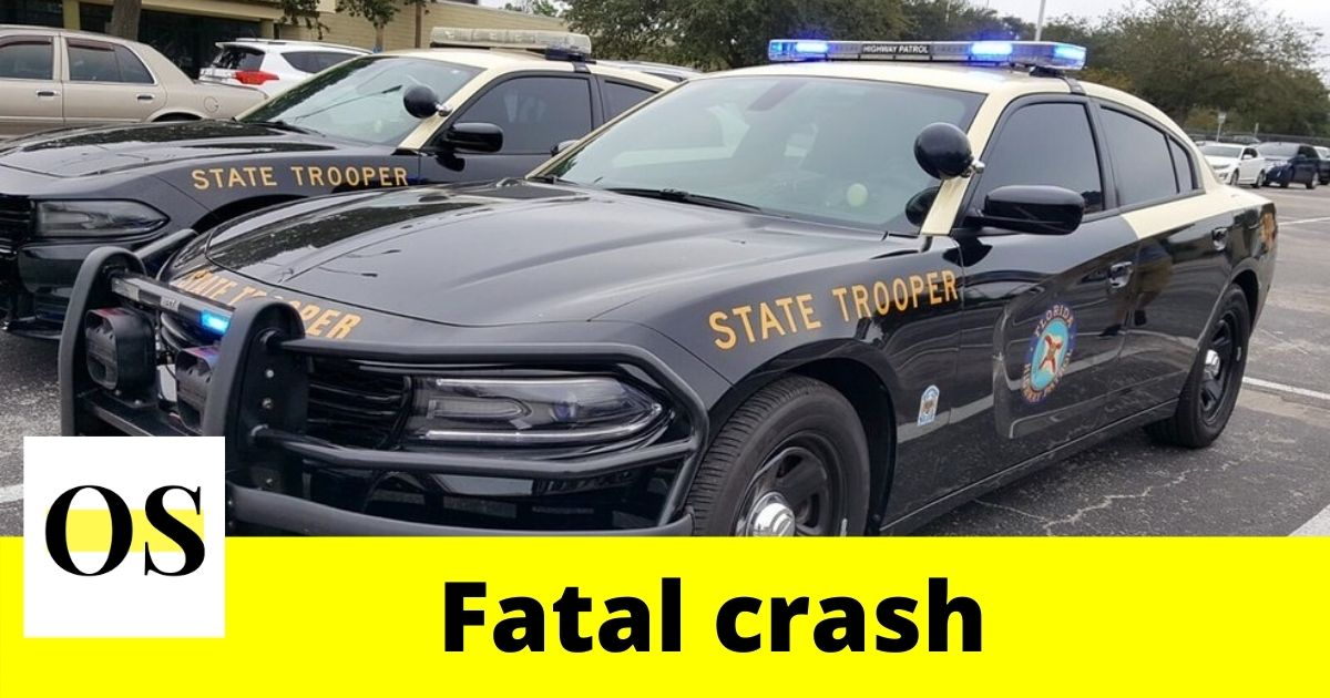 1 dead in a fatal crash in St. Augustine
