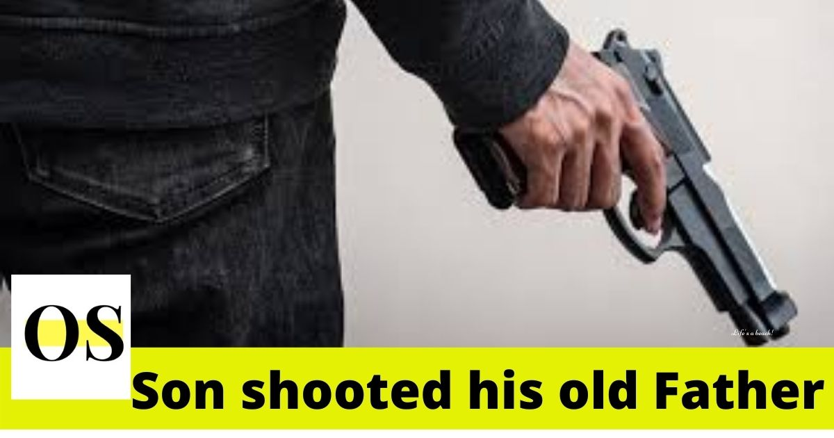 Son shoot his old father multiple times 5