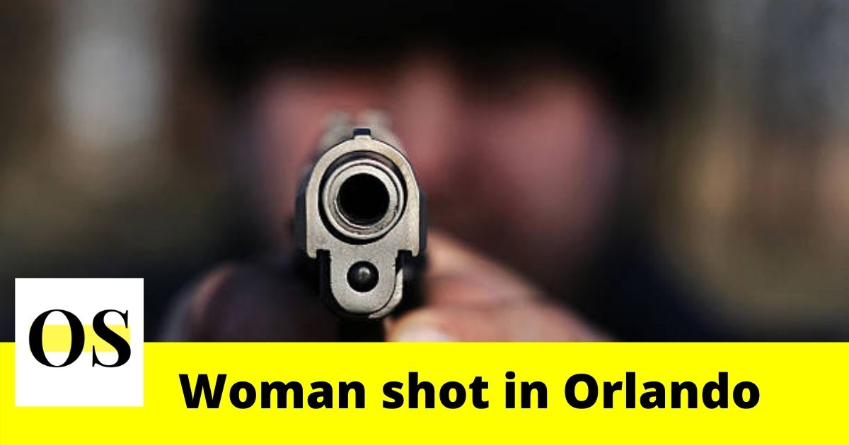 Woman shot in west Orlando