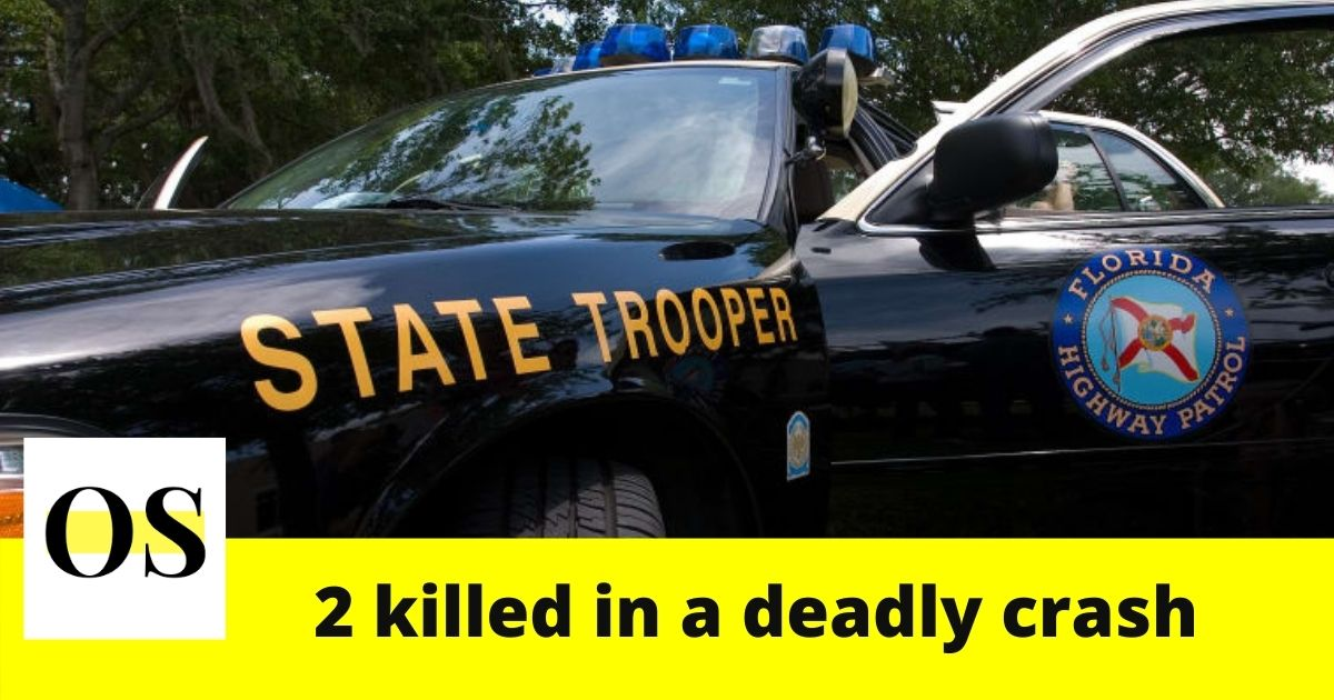2 killed in a deadly crash in Clermont 1