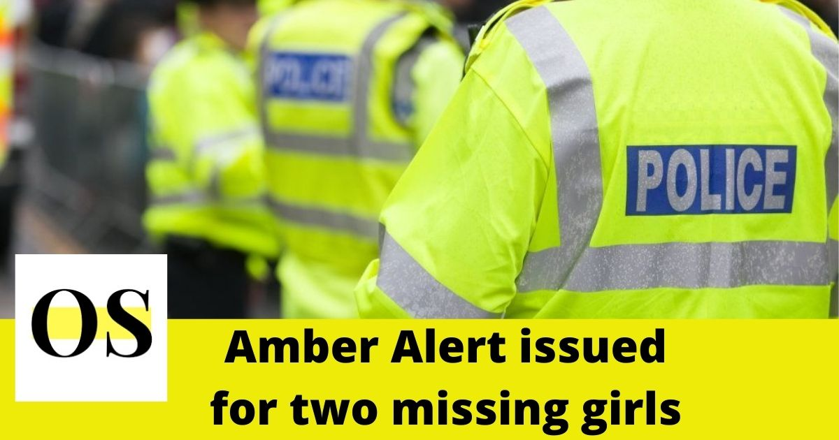 "''Two kidnapped teen girls found just after the Amber alert"" 2"