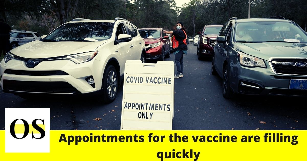 COVID-19 vaccines begin in Jacksonville