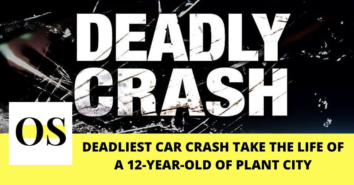 12 year old dies in a car crash that drove in front of another car in Polk County 1