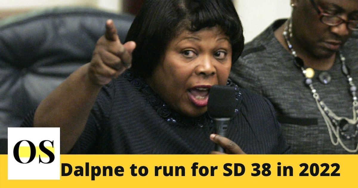 Daphne Campbell declares senate candidacy after loosing twice before 3